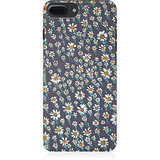 RAYITE Flower Hub Abstract Preum Printed Mobile Back Case Cover For   7 Plus