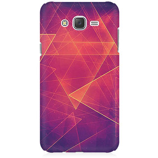 RAYITE Retro Art Premium Printed Mobile Back Case Cover For Samsung J3