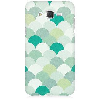 RAYITE Silver Umbrella Premium Printed Mobile Back Case Cover For Samsung J2 2016