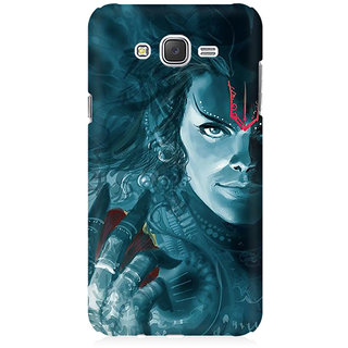 RAYITE Lord Shiva Premium Printed Mobile Back Case Cover For Samsung J2 2016