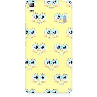 RAYITE Cute Cartoon Premium Printed Mobile Back Case Cover For Lenovo K3 Note