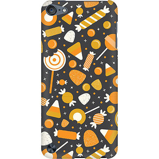RAYITE Toffees Preum Printed Mobile Back Case Cover For  IPod Touch 6