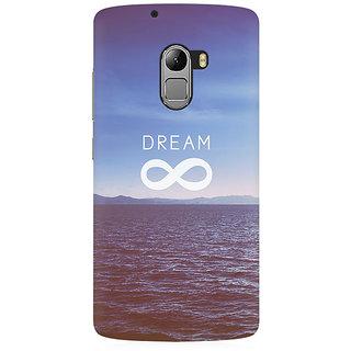 RAYITE Dream Premium Printed Mobile Back Case Cover For Lenovo K4 Note