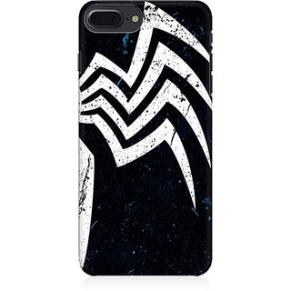 RAYITE Spider Preum Printed Mobile Back Case Cover For   7 Plus