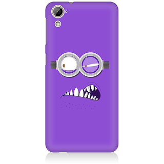 RAYITE Weirdo Toon Premium Printed Mobile Back Case Cover For HTC Desire 820
