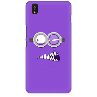 RAYITE Weirdo Toon Premium Printed Mobile Back Case Cover For OnePlus X