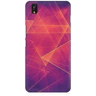 RAYITE Retro Art Premium Printed Mobile Back Case Cover For OnePlus X