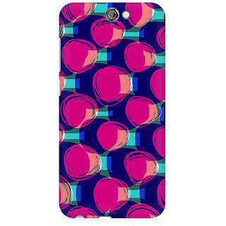 RAYITE Balloon Illusion Premium Printed Mobile Back Case Cover For HTC One A9