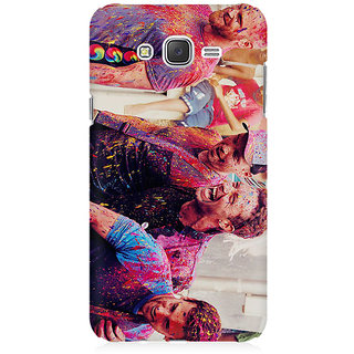 RAYITE Coldplay Premium Printed Mobile Back Case Cover For Samsung J7