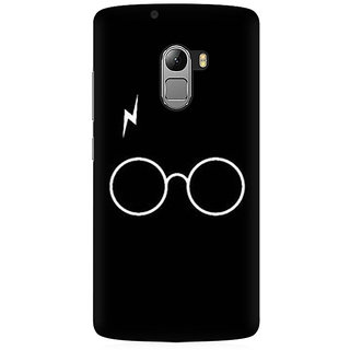 RAYITE Harry Potter Premium Printed Mobile Back Case Cover For Lenovo A7010