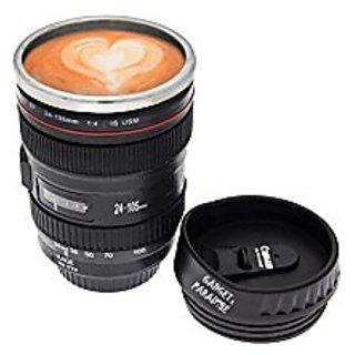 Camera Lens Sipper Mug