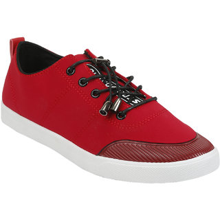 Vostro PINNACLE Red Men Casual Shoes