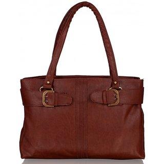 Clementine Brown Handbag (sskclem146)