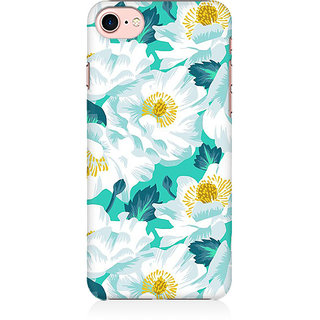 RAYITE Floral Preum Printed Mobile Back Case Cover For   7