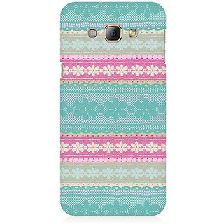 RAYITE Cute Pattern Premium Printed Mobile Back Case Cover For Samsung A3