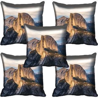 meSleep Nature Digital printed Cushion Cover (18x18) - 18CD-57-312-05