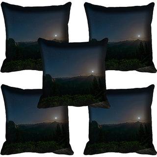 meSleep Nature Digital printed Cushion Cover (18x18) - 18CD-57-324-05