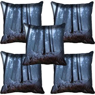 meSleep Nature Digital printed Cushion Cover (18x18) - 18CD-58-040-05