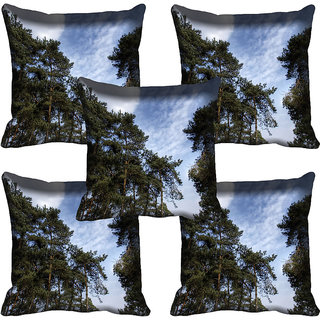 meSleep Nature Digital printed Cushion Cover (18x18) - 18CD-58-062-05