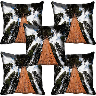 meSleep Nature Digital printed Cushion Cover (18x18) - 18CD-58-063-05