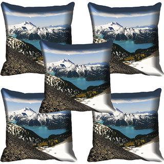 meSleep Nature Digital printed Cushion Cover (18x18) - 18CD-58-228-05