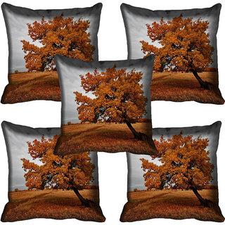 meSleep Nature Digital printed Cushion Cover (18x18) - 18CD-58-241-05