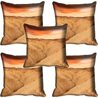 meSleep Nature Digital printed Cushion Cover (18x18) - 18CD-59-209-05