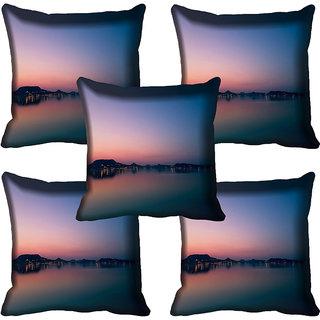 meSleep Nature Digital printed Cushion Cover (18x18) - 18CD-60-202-05