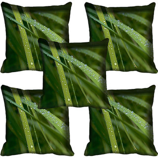 meSleep Nature Digital printed Cushion Cover (18x18) - 18CD-60-203-05