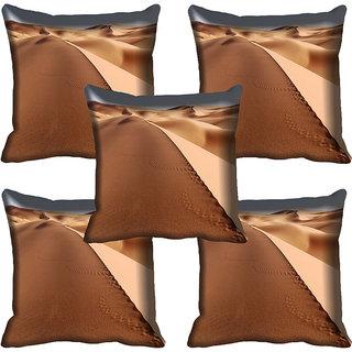 meSleep Nature Digital printed Cushion Cover (18x18) - 18CD-60-213-05