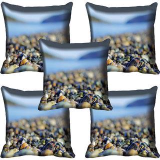 meSleep Nature Digital printed Cushion Cover (18x18) - 18CD-60-214-05