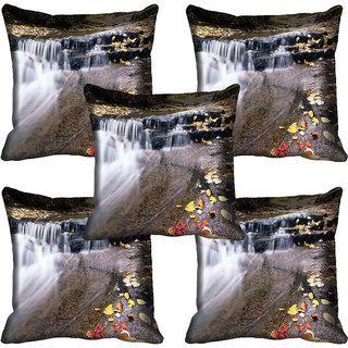 meSleep Nature Digital printed Cushion Cover (12x12) - 12CD-61-031-05