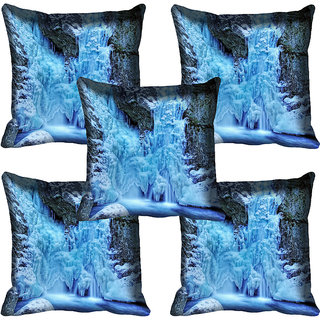 meSleep Nature Digital printed Cushion Cover (12x12) - 12CD-61-042-05