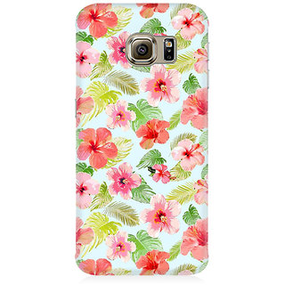 RAYITE Mandar Pattern Premium Printed Mobile Back Case Cover For Samsung Note 5 Edge