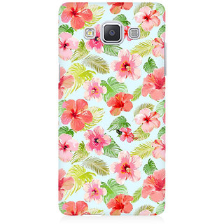RAYITE Mandar Pattern Premium Printed Mobile Back Case Cover For Samsung A5