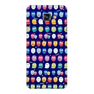 RAYITE Tiny Owl Pattern Premium Printed Mobile Back Case Cover For Samsung A5 2016