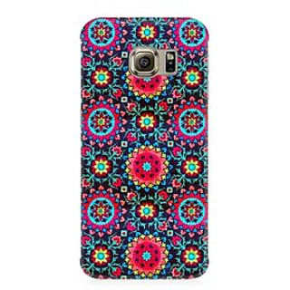 RAYITE Beautiful Mandala Pattern Premium Printed Mobile Back Case Cover For Samsung Note 5 Edge