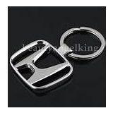 HONDA CAR Key Chain Metallic Keychain Car And Bike Key Ring Keyring