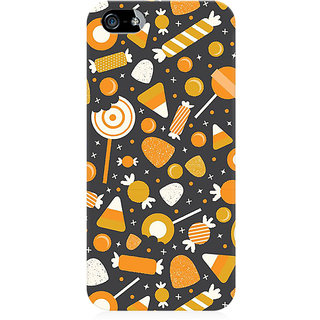RAYITE Toffees Preum Printed Mobile Back Case Cover For   5/5s/SE
