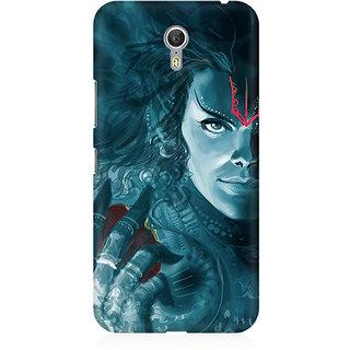 RAYITE Lord Shiva Premium Printed Mobile Back Case Cover For Lenovo Zuk Z1