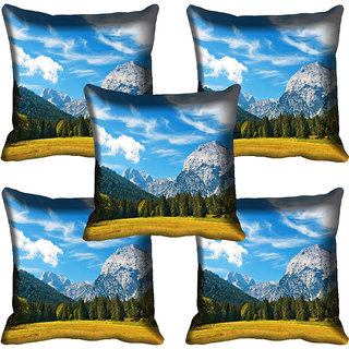 meSleep Nature Digital printed Cushion Cover (18x18) - 18CD-60-065-05