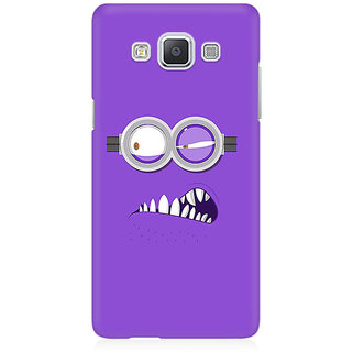 RAYITE Weirdo Toon Premium Printed Mobile Back Case Cover For Samsung A5