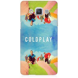 RAYITE Coldplay Premium Printed Mobile Back Case Cover For Samsung A5