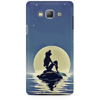 RAYITE Mermaid Premium Printed Mobile Back Case Cover For Samsung On7