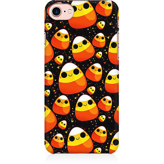 RAYITE Cute Egg Toons Preum Printed Mobile Back Case Cover For   7