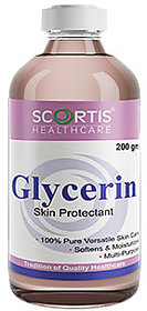 GLYCERIN--200ML(SET OF TWO)