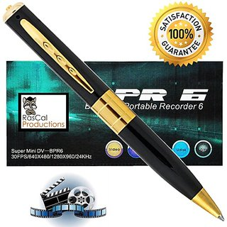 Being Trendy  Spy Pen Camera -MP9