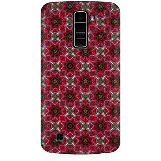 RAYITE Starry Pattern Premium Printed Mobile Back Case Cover For LG K7