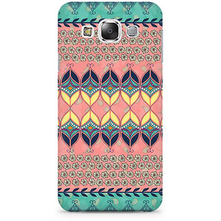 RAYITE Beautiful Aztec  Premium Printed Mobile Back Case Cover For Samsung Grand 2 G7106