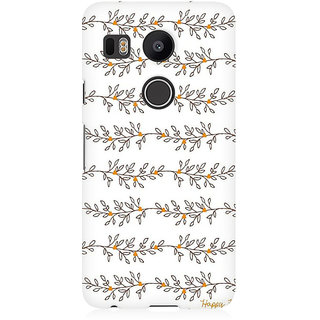 RAYITE Climber Pattern Premium Printed Mobile Back Case Cover For LG Nexus 5X